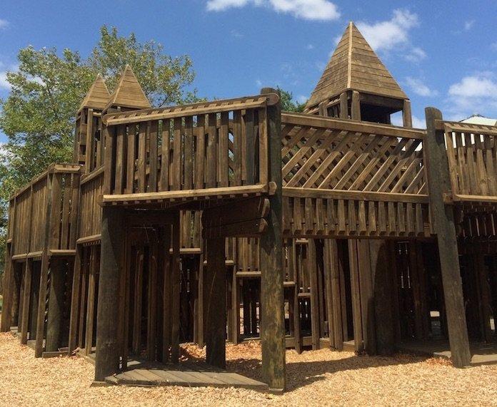 image - Albert Park Playground in Melbourne