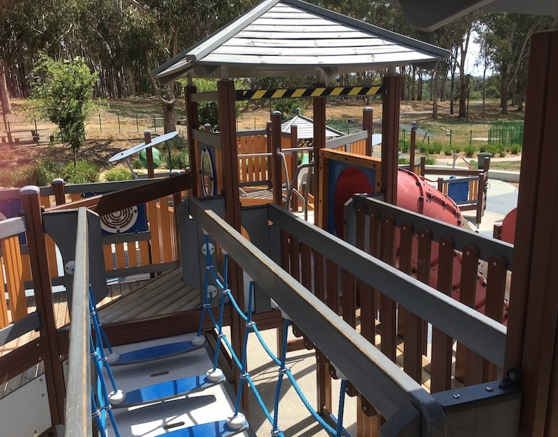 image - boundless playground canberra fort