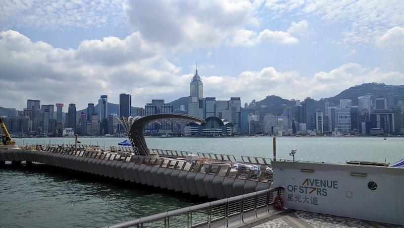 image - hong kong avenue of stars 2020