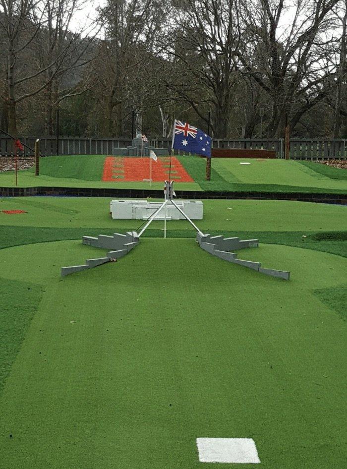 image - weston park mini golf by vincent 123