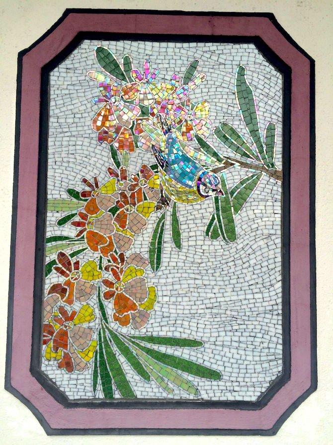 image - yuen po bird gardens mosaic