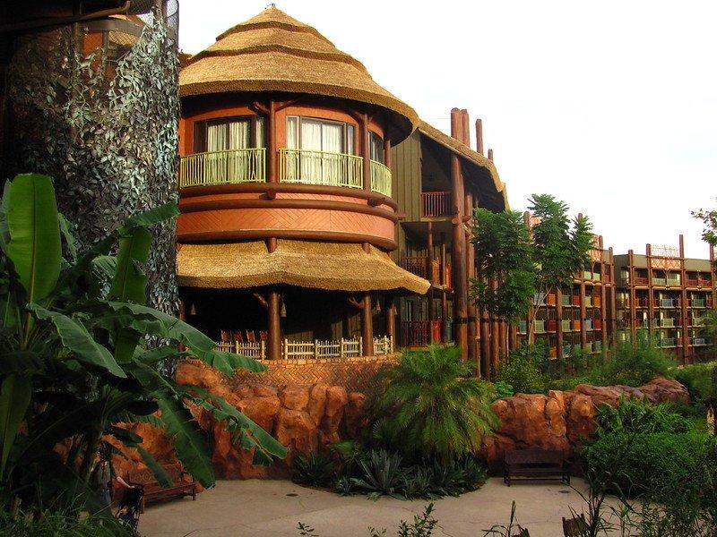 jambo house at animal kingdom lodge by loren javier
