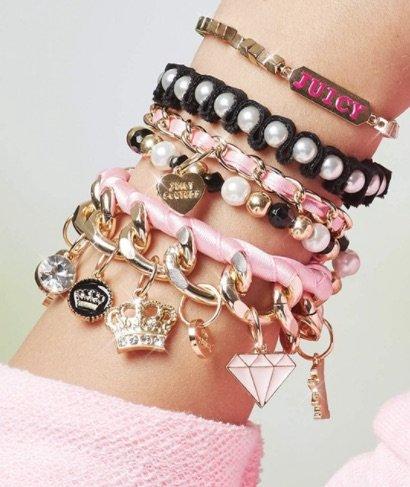 juicy couture charm bracelets pic