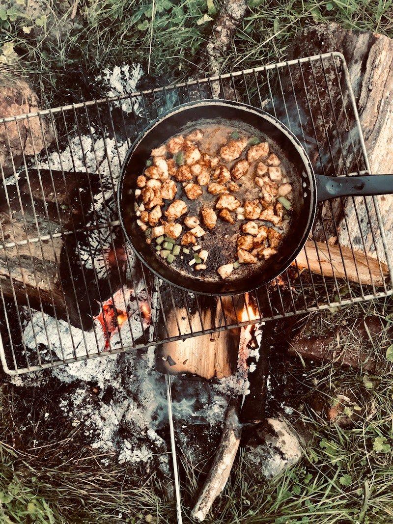 keto camping meals by nick-artman