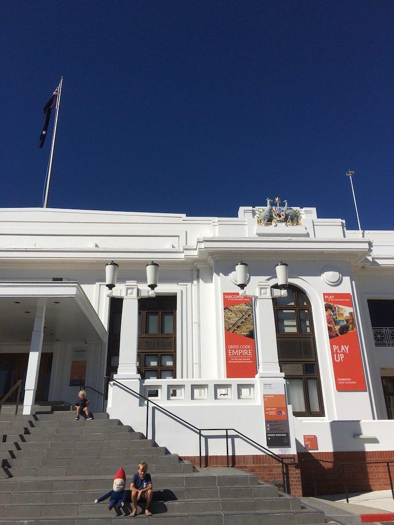 museum of australian democracy pic PM copy
