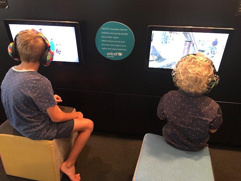 museum of australian democracy children's activities pic