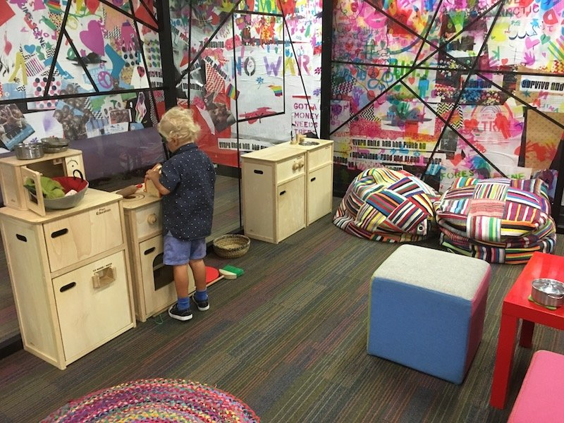 museum of australian democracy pic play area
