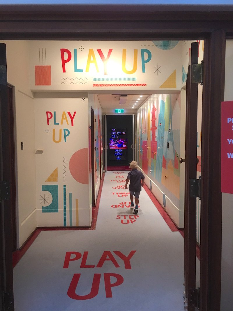 museum of australian democracy playup exhibition pic