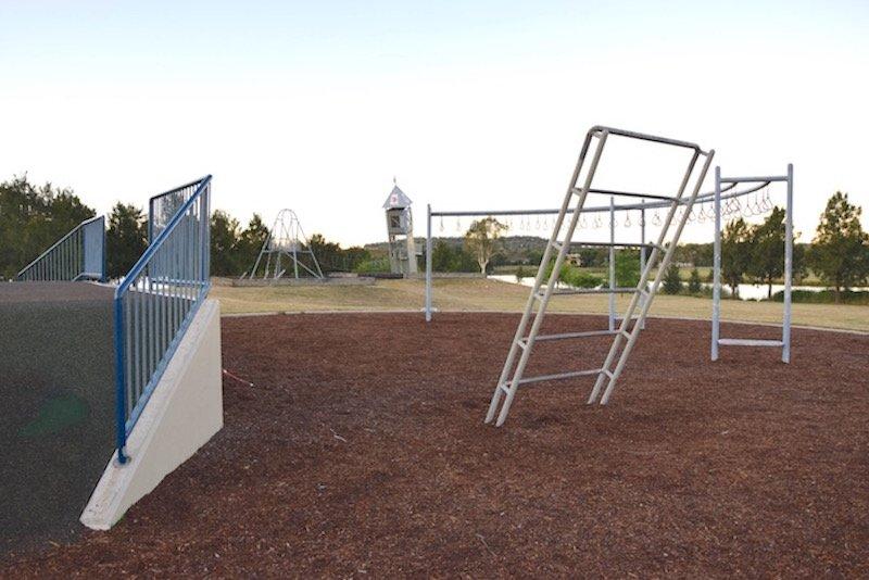 pic - Gordon Playground equipment