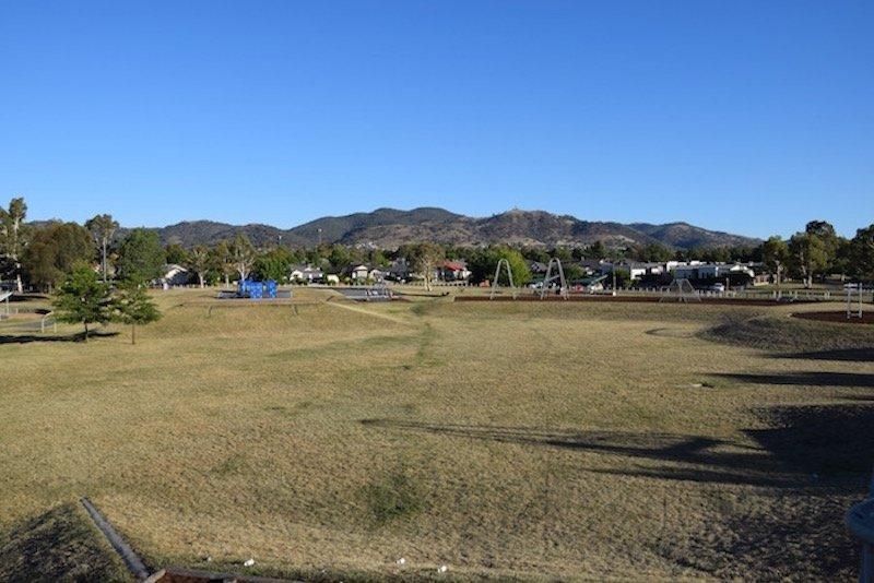 Gordon Playground park pic