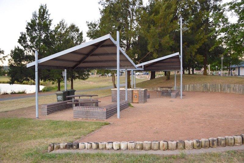 pic - Gordon Playground picnic area