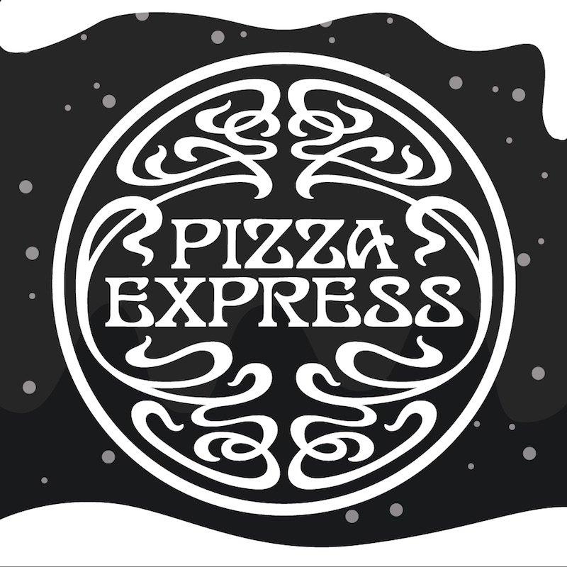pizza express hong kong logo by fb