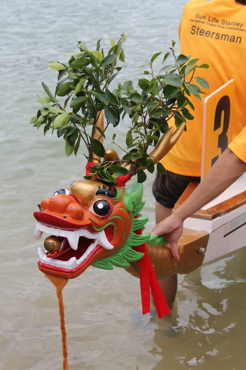 stanley dragon boat racing pic by beth williams