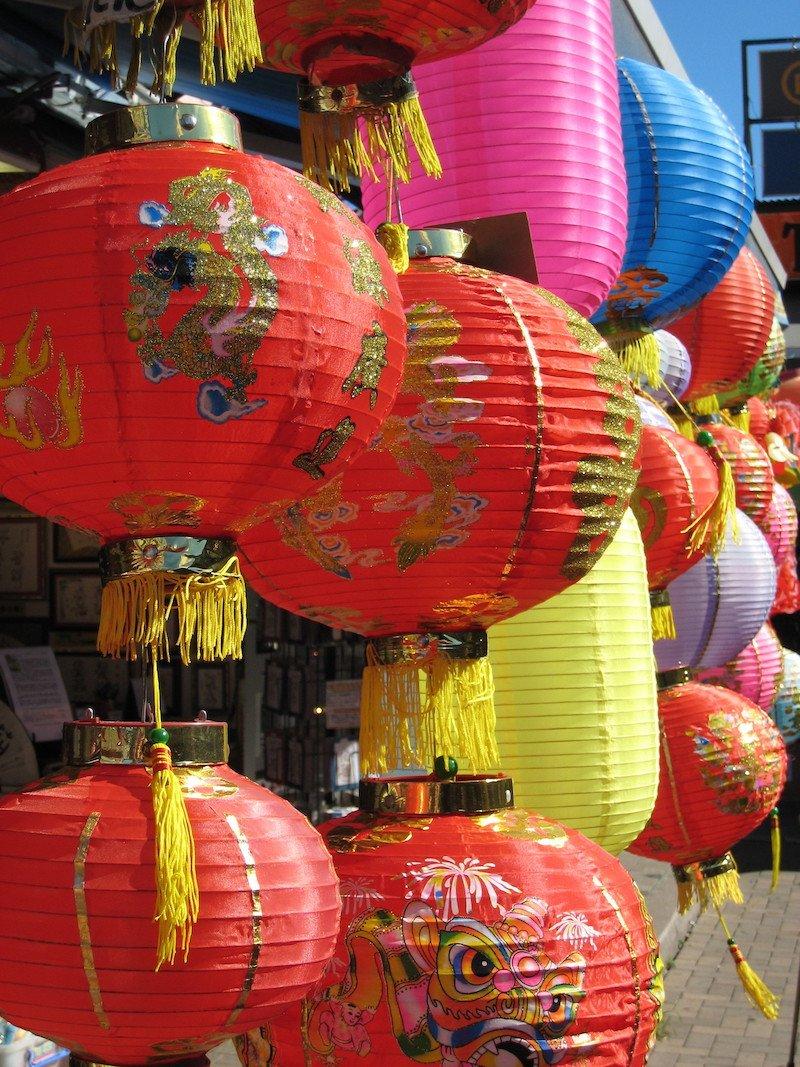 stanley markets hong kong lanterns pic by mark pegrum