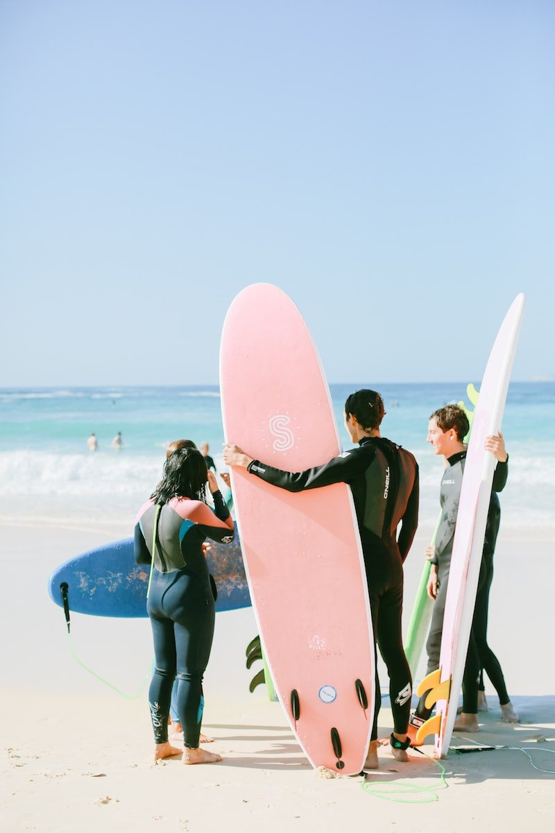 things to collect for surfers by daria shevtsova