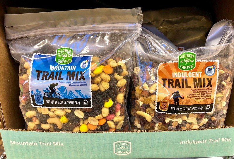 trail mix by f delventhal