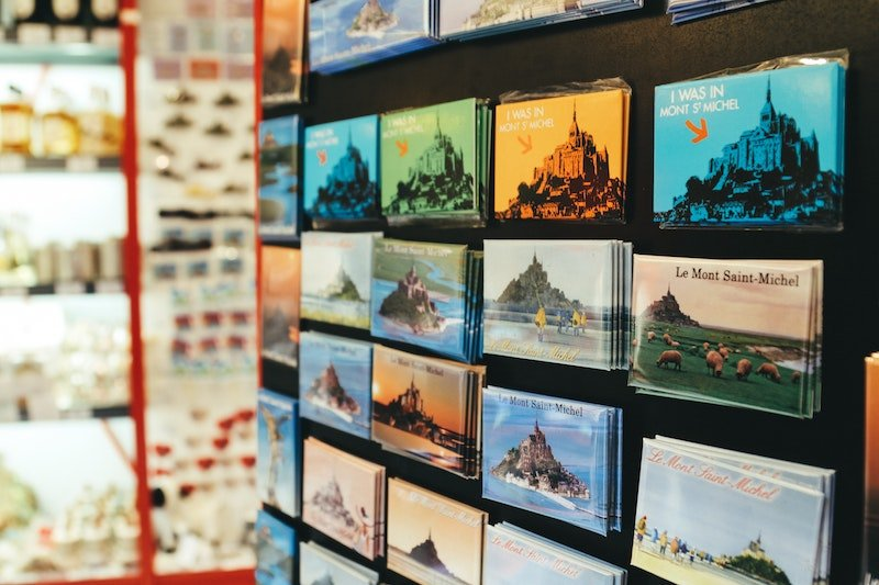 travel magnets souvenirs by jametlene