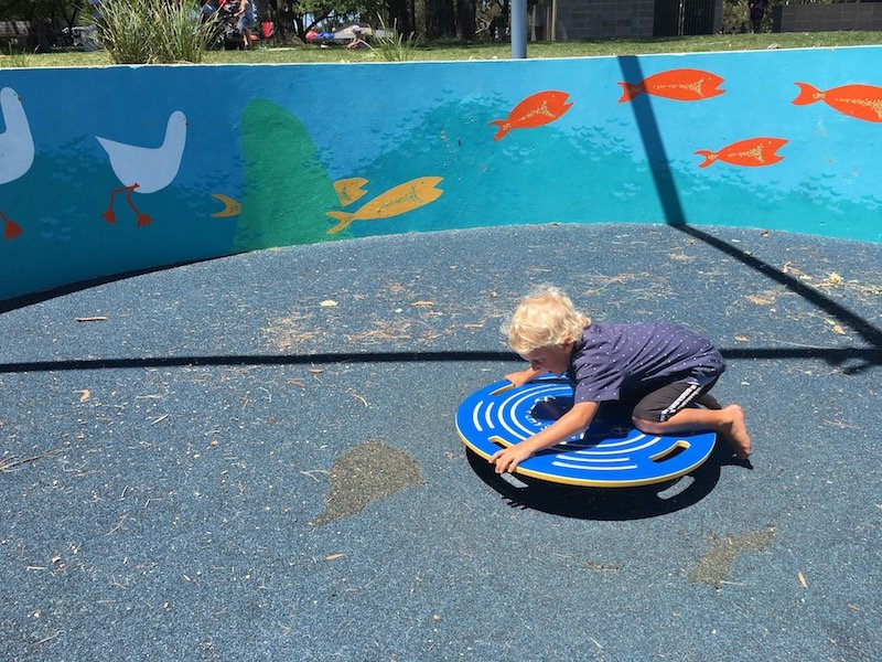 weston park adventure playground spinner toy pic