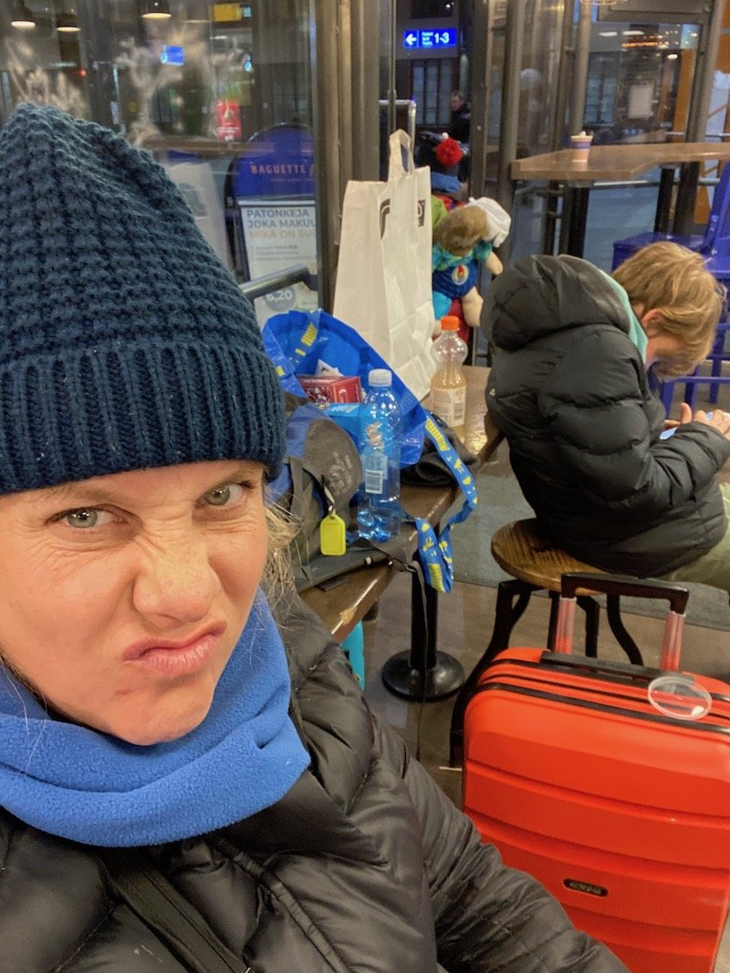 Image - Helsinki to rovaniemi train late arrival