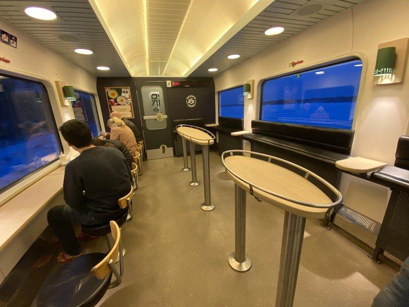 Image - Helsinki to rovaniemi train menu - dining car 2