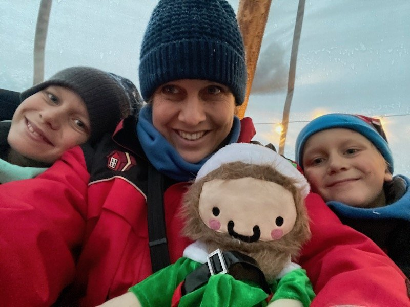 Image - family fun at santa claus secret forest of joulukka