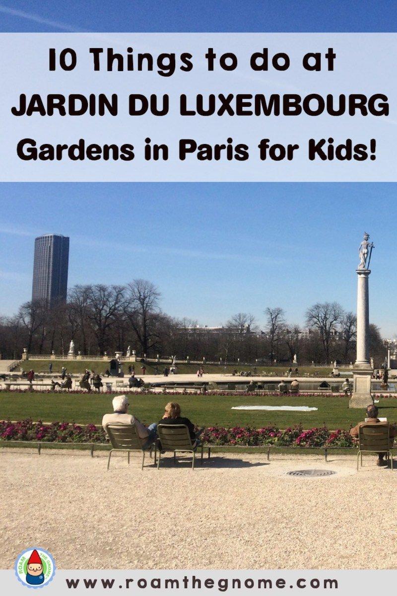 PIN jardin du luxembourg gardens 800