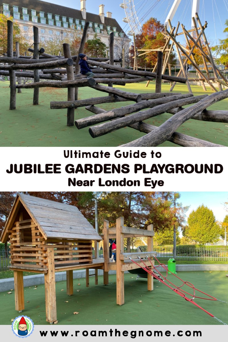 PIN jubilee gardens playground london
