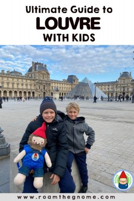 PIN louvre with kids new