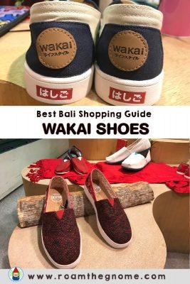 PIN wakai shoes sig