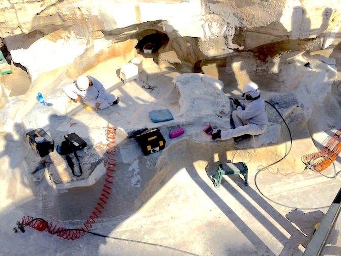 Trevi Fountain Wish - renovation