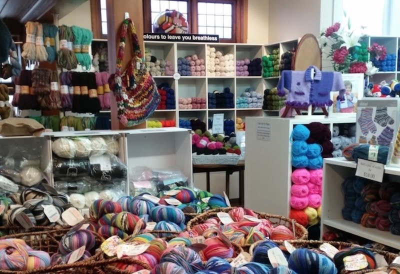 ashfords craft shop pic