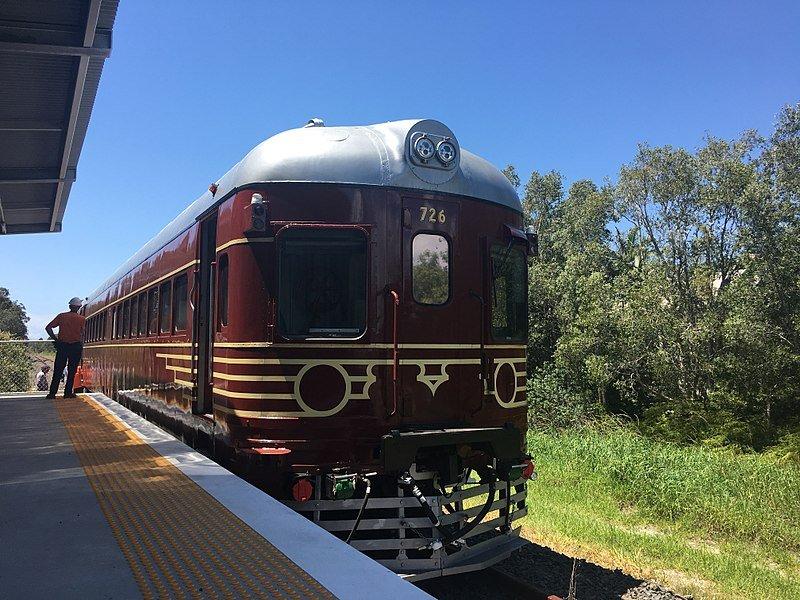 byron bay solar train pic