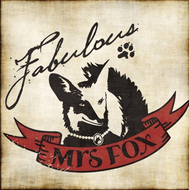 fabulous mrs fox logo