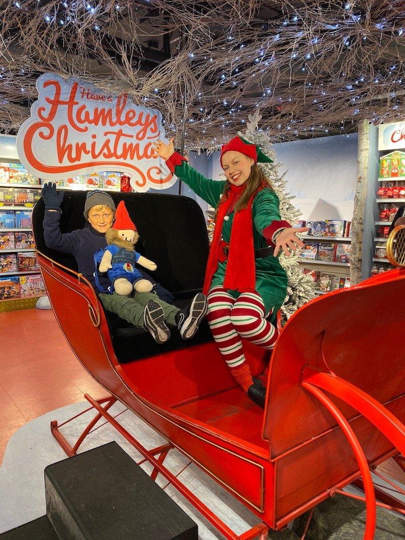 hamleys christmas events pic 800