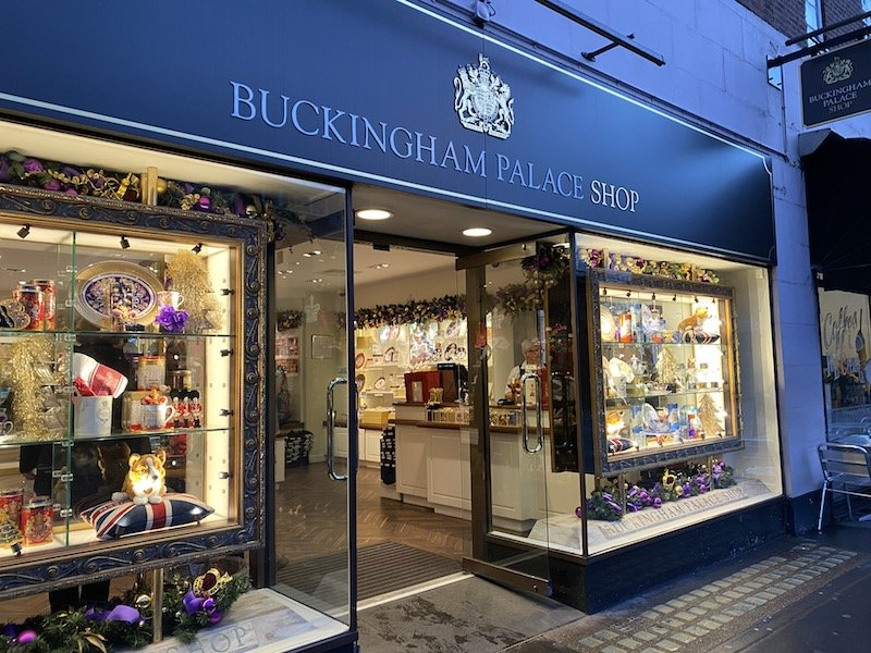 image - buckingham palace shop