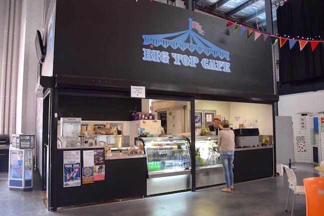 image - circus arts byron bay big top cafe 650