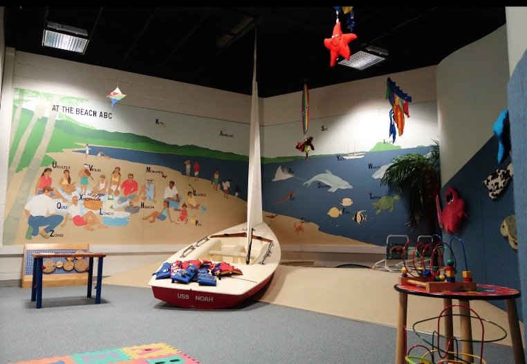 image - hawaii discovery center baby room