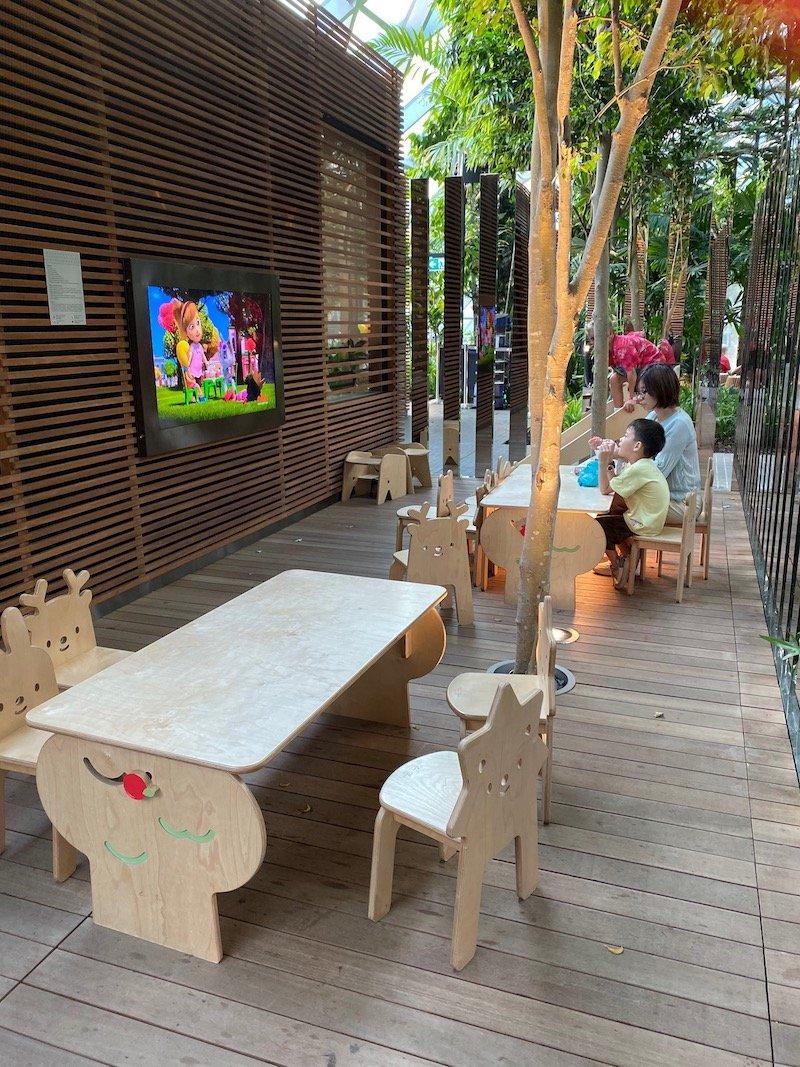image - jewel changi kids rest area