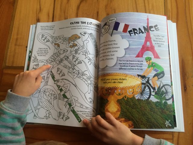 image - lonely planet travel books for kids learning
