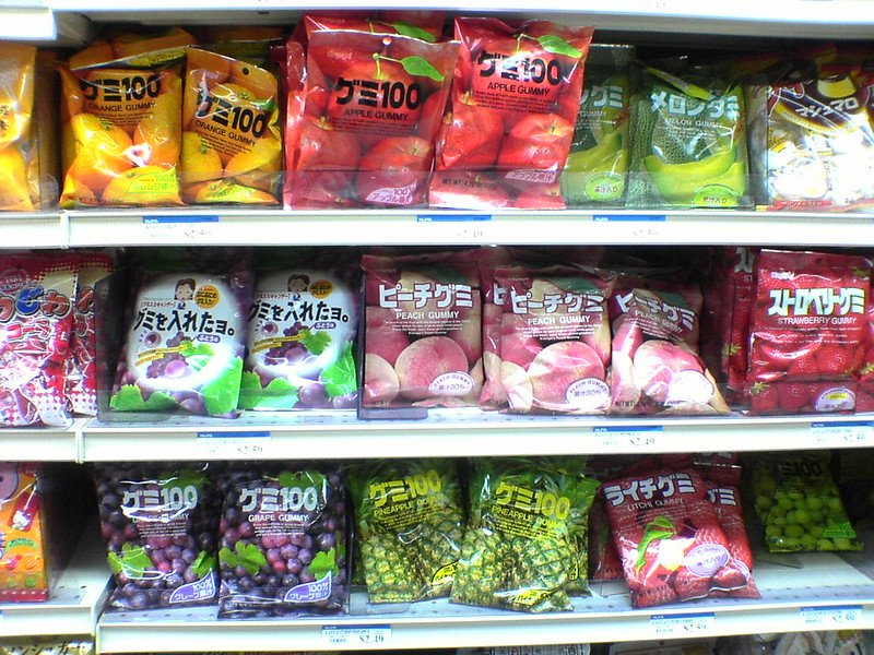 japanese gummies candies pic by ian collins