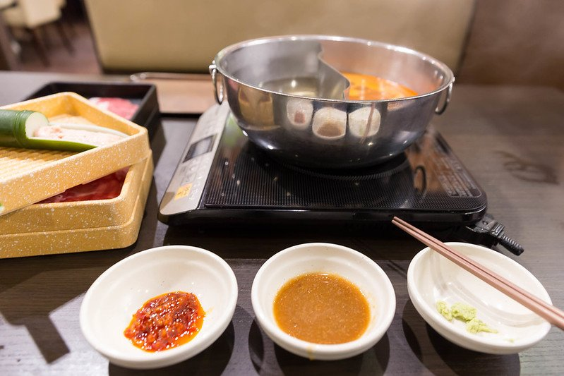 japanese shabu shabu restaurant by marco verch