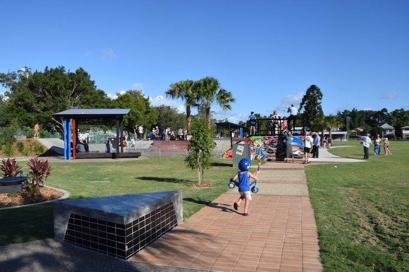 knox skatepark murwillumbah pic