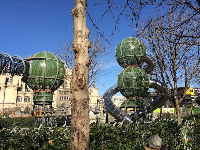 paris playgrounds - terrain d'aventures in paris