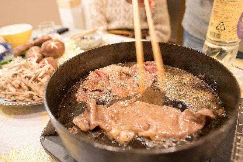sukiyaki pan by whity