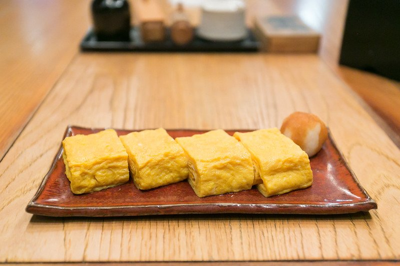 tamago egg omelette pic by city foodsters