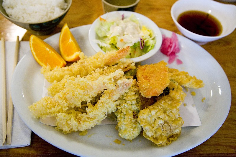 tempura pic by pointnshoot