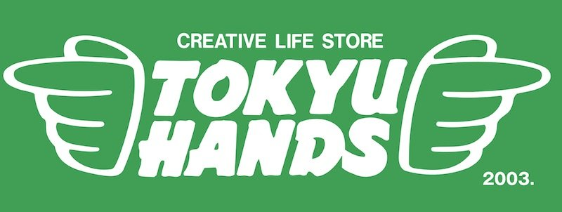 tokyu hands logo 800