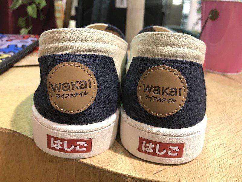 wakai shoes_Wakai brand pic