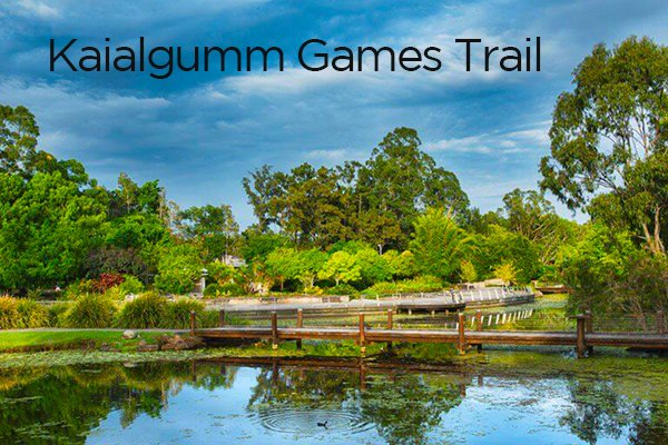 Kaialgumm Games Trail pic