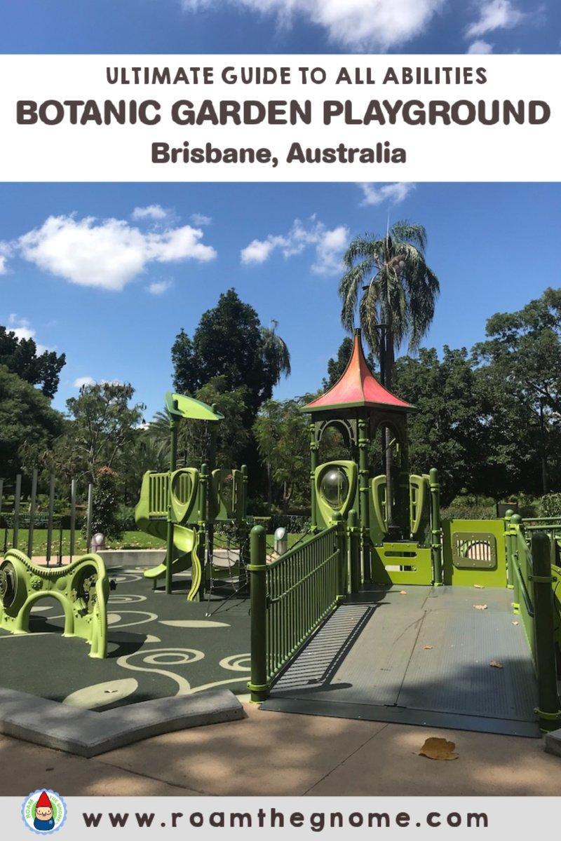 PIN Brisbane botanic gardens